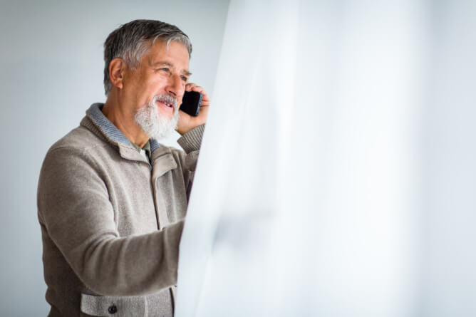 Benefits of Technology for Senior Care