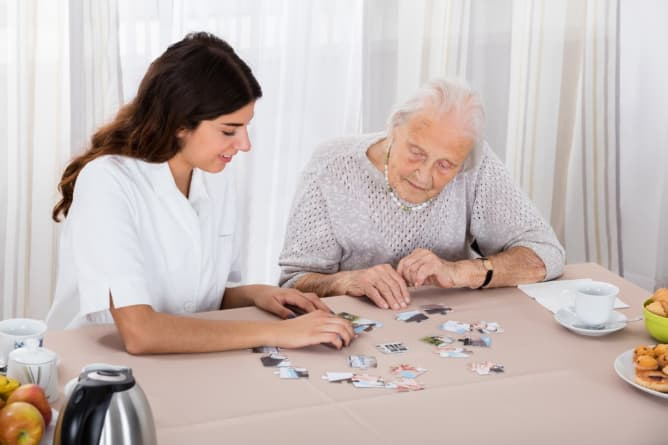 Fun Social Distancing Activities for Older Adults